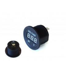 Voltmeter for panel 5-30V
