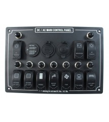 Switch panel universal 13...